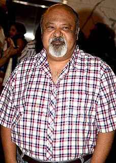 Saurabh Shukla Indian film and television actor, director, and screenwriter