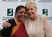 Save_The_World_Awards_2009_show02_-_Vandana_Shiva_and_Betty_Williams.jpg