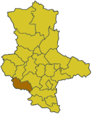 Sangerhausen (district) - Image: Saxony anhalt sgh