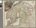 Scandinavia complectens Sueciæ, Daniæ et Norvegiæ regna – ex tabulis - Kungliga Biblioteket - 10348309-thumb.png
