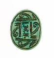 Scarab Inscribed with the Throne Name of Thutmose III MET 27.3.301 bot.jpg