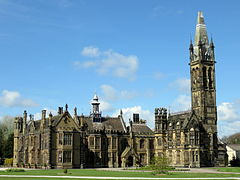 Scarisbrick Hall, April 2015.JPG