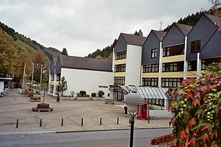 Schalksmühle Place in North Rhine-Westphalia, Germany