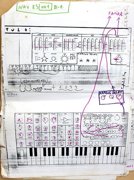 File:Schema of sound setting. Korg MS-20 (photo by Jose Mesa).jpg