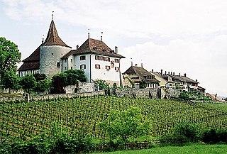 Erlach Castle castle in Switzerland