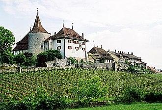 Erlach family - Erlach Castle