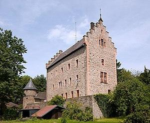 Schotten - Eppsteiner Schloss in Schotten