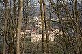Schwäbisch Hall - Comburg - Ansicht vom Tullauer Steigle 01.jpg