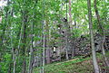 Schwarzenbach Mauer im Wald.JPG