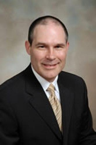 Scott Pruitt - Pruitt's official photo as a state senator