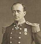 Robert Falcon Scott in 1905