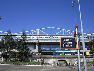 SeaTac/Airport station