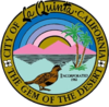 Official seal of La Quinta, California