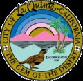 Seal of La Quinta, California.png