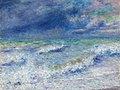 Seascape (1897) by Pierre-Auguste Renoir. Original from The Art Institute of Chicago. Digitally enhanced by rawpixel. (50623854561).jpg