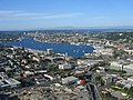 Seattle, Washington from the Space Needle ~ Сиэтл, штат Вашингтон из космического Игла - panoramio - Bruce Turner.jpg