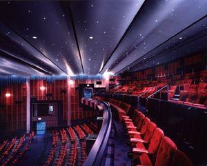 Seattle Cinerama - The balcony
