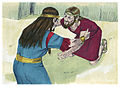 Second Book of Samuel Chapter 15-4 (Bible Illustrations by Sweet Media).jpg