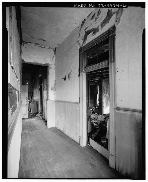 File Second Floor Hall Looking West Jacob Wohlfarth