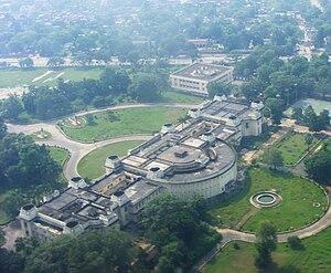 Economy of Bihar - Secretariat Building, Patna