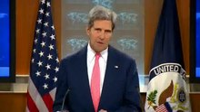 File:Secretary Kerry Comments on Syria.ogv