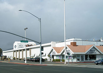 See's Candies - Headquarters on El Camino Real in South San Francisco, California