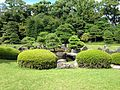 Seiryuen Garden in Nijo Castle.JPG