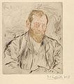 Self-Portrait (Raffaëlli, son portrait par lui-même) MET DP834431.jpg