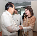Senator Juan Ponce Enrile meets Gov. Gwen Garcia.jpg