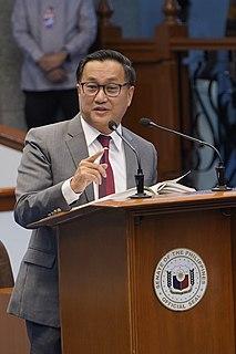 Francis Tolentino Filipino politician