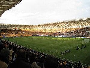 Yurtec Stadium Sendai - Image: Sendaistadium 2