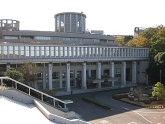 Senshu University - Image: Senshu University Ikuta Campus 09