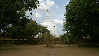 Seruvila Mangala Raja Maha Vihara