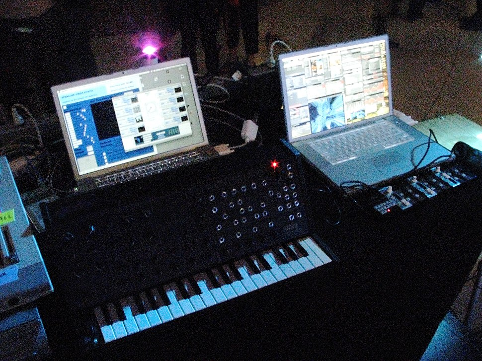 Setups @ One Step Beyond at Museum of Natural History 2010-09-09