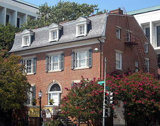 Belmont-Paul Women's Equality National Monument - Image: Sewall Belmont House