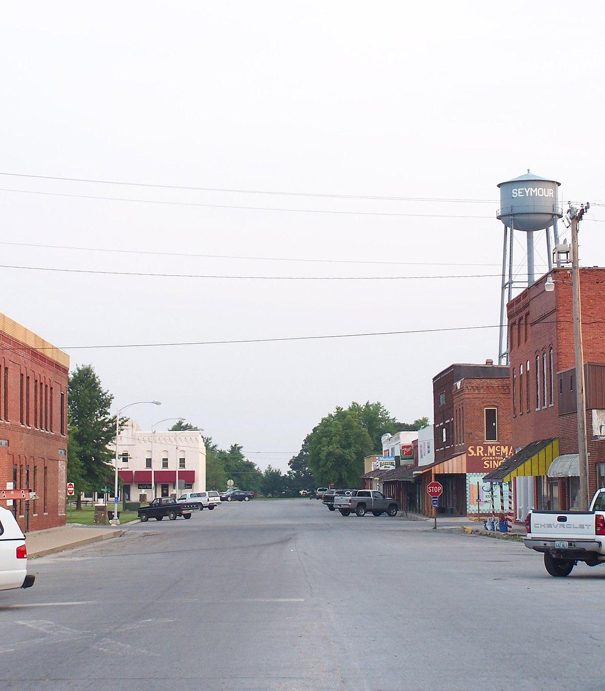 Seymour, Missouri - Wikipedia