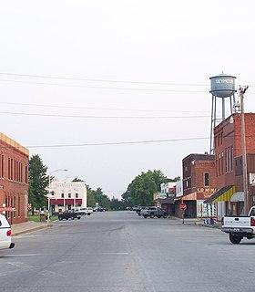 Seymour, Missouri City in Missouri, United States