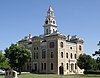 Shackelford County Courthouse Historic District