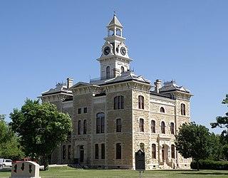 Shackelford County, Texas U.S. county in Texas