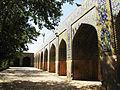 Shah Mosque Nagsh-e Jahan square(Back yard).jpg