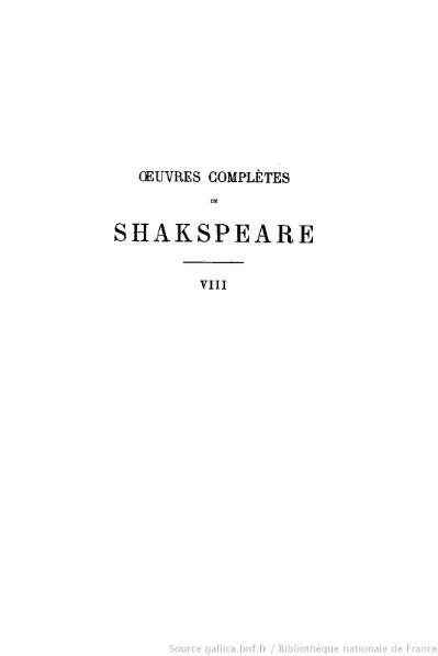 File:Shakespeare - Œuvres complètes, traduction Guizot, Didier, 1863, tome 8.djvu