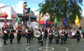 Shamrock Club Colorguard , Pipes and Drums.png