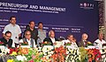Sharad Pawar, the Union Minister for Water Resources, Shri Harish Rawat, the Chief Minister of Haryana, Shri Bhupinder Singh Hooda, the Minister of State for Agriculture & Food Processing Industries.jpg