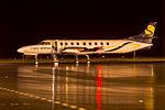 Sharp Airlines (VH-SWK) Fairchild Swearingen SA-227DC Metro 23 at Wagga Wagga Airport.jpg