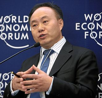 Shi Zhengrong - Shi at the World Economic Forum annual meeting in 2012