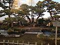 Shichifukujinyama Hill in Kenroku Garden 2.JPG