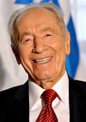 300px Shimon Peres in Brazil cropped Black Workers Banned from Gare Du Nord During Israeli Presidents Visit Over Muslim Fears