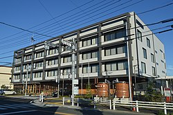 Shinshiro City Hall ac (2).jpg