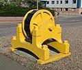 Shipyard sculpture, Belfast (1) - geograph.org.uk - 775484.jpg