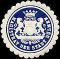 Siegelmarke Magistrat der Stadt Dülmen W0226297.jpg